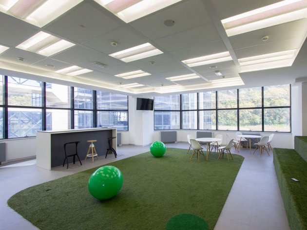 Coworking spaces in Belgrade Ict Hub