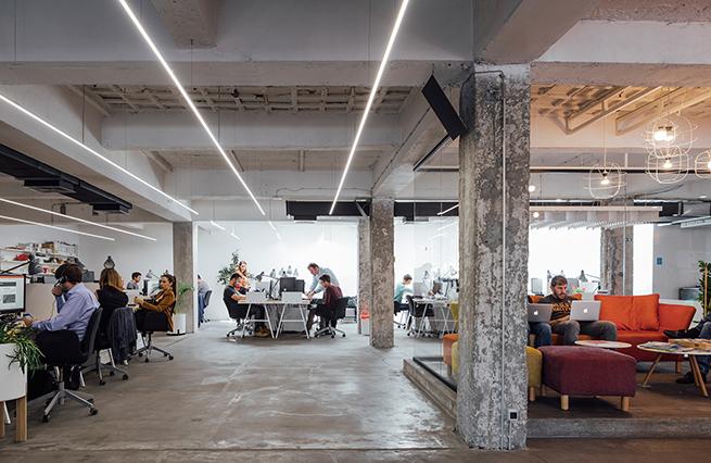 Coworking spaces in Belgrade Nova Iskra