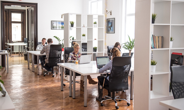Coworking spaces in Belgrade Smart Office