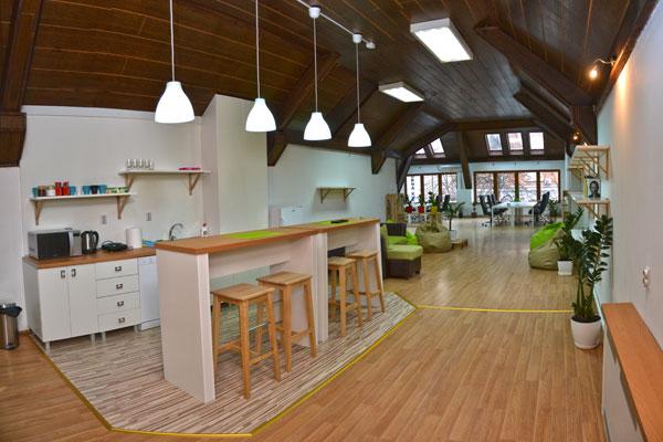 Coworking spaces in Belgrade Startit Centar