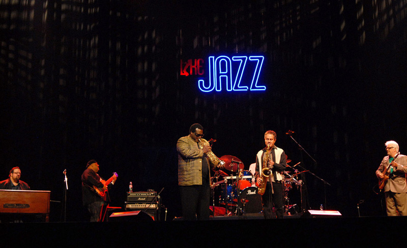 Festivals in Belgrade Jazz Festival