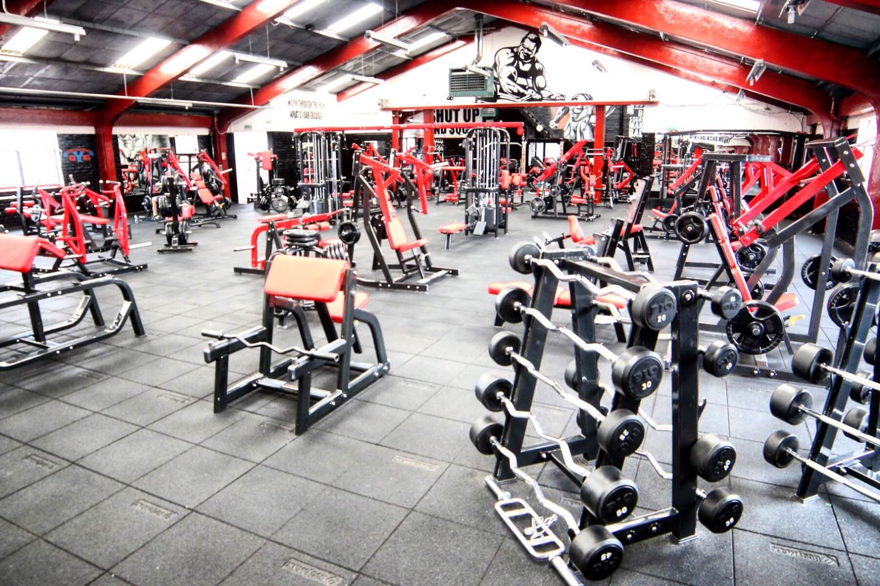 Belgrade Extreme Gym
