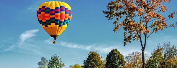 Birthday in Belgrade Balloon flight