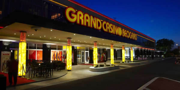 Casinos in Belgrade, Serbia grand casino