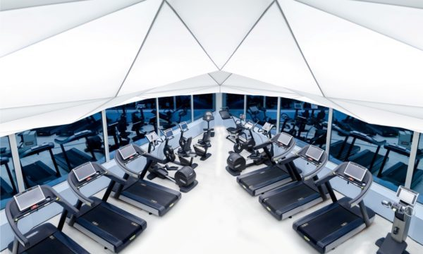 The best gyms in Belgrade, Serbia Sky Wellness