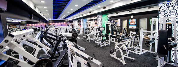 The best gyms in Belgrade, Serbia extreme gym