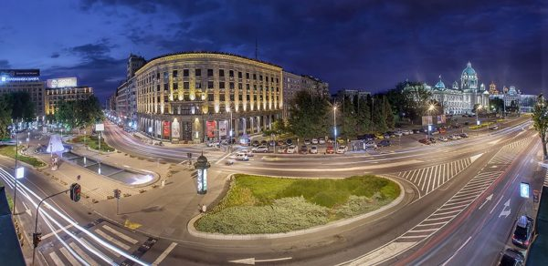 Best place for photography in Belgrade Nikola pasic