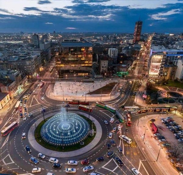 Best place for photography in Belgrade instagram esejapan