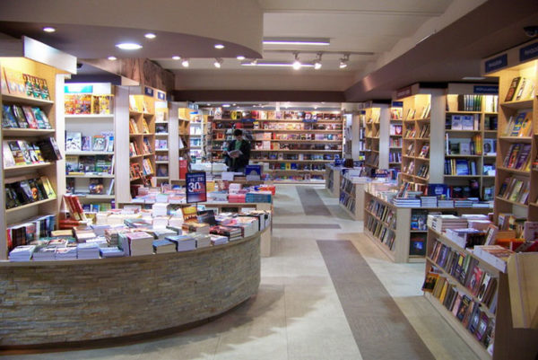 Bookstores in Belgrade Delfi
