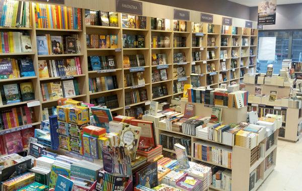 Bookstores in Belgrade Laguna