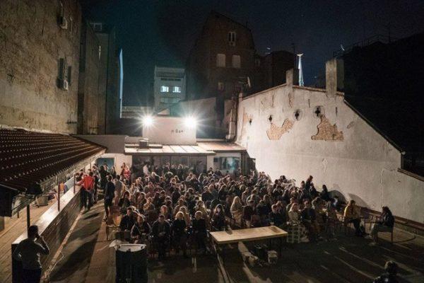 Cinemas in Belgrade zvezda