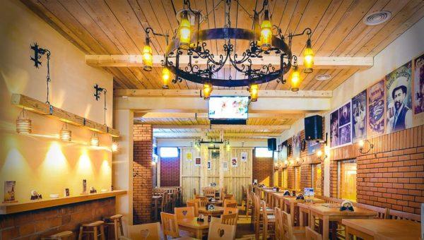 Beer Gardens in Belgrade Zirafa Pub