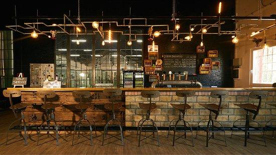 Beer Gardens in Belgrade dogma brewery
