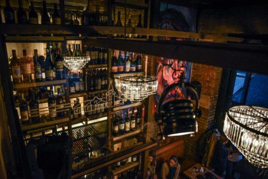 Belgrade wine art cantina del vino
