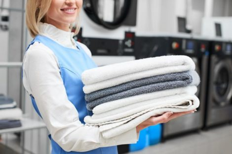 Laundry service in Belgrade