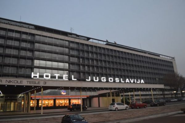 Hotel Jugoslavija-Communist places to take photo at