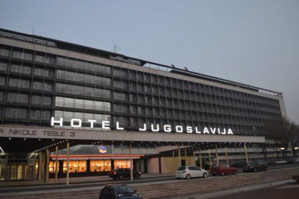 Hotel Jugoslavija-Communist places to take photo at