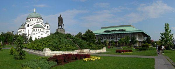 Libraries in Belgrade national