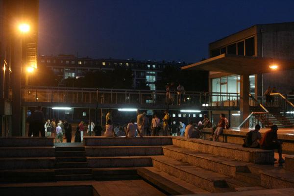Libraries in Belgrade university