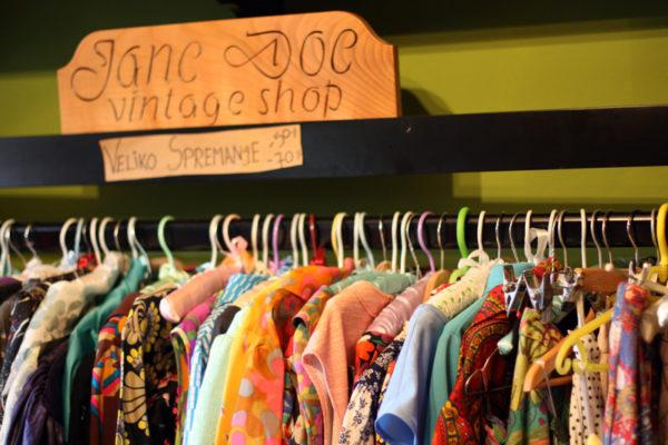 Second hand shops in Belgrade jane doe