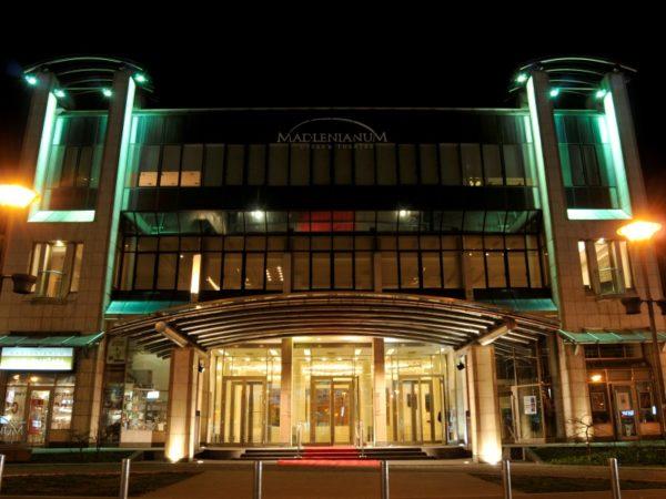 Theaters in Belgrade madlenianum