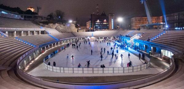 Ice Skating in Belgrade