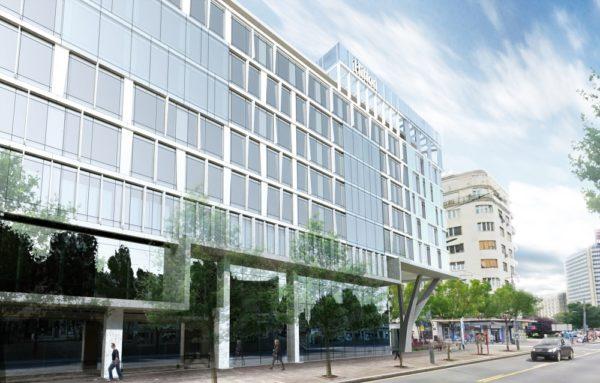 The best 5 stars hotels in Belgrade Hilton