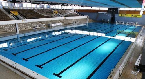 Belgrade swimming pools Banjica