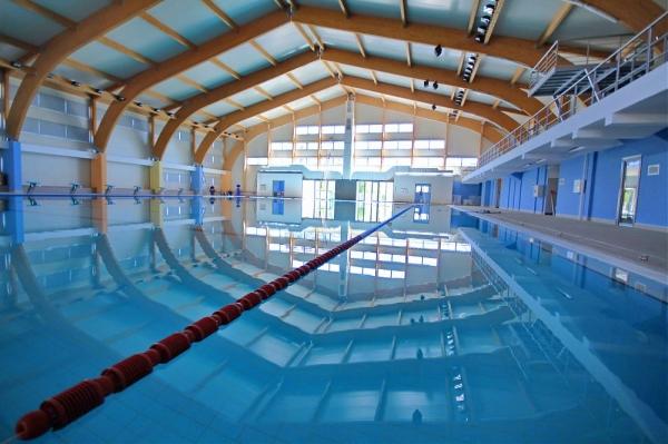 Belgrade swimming pools 11 april