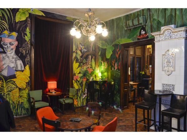 Jazz Warm up places in Belgrade Strogi Centar