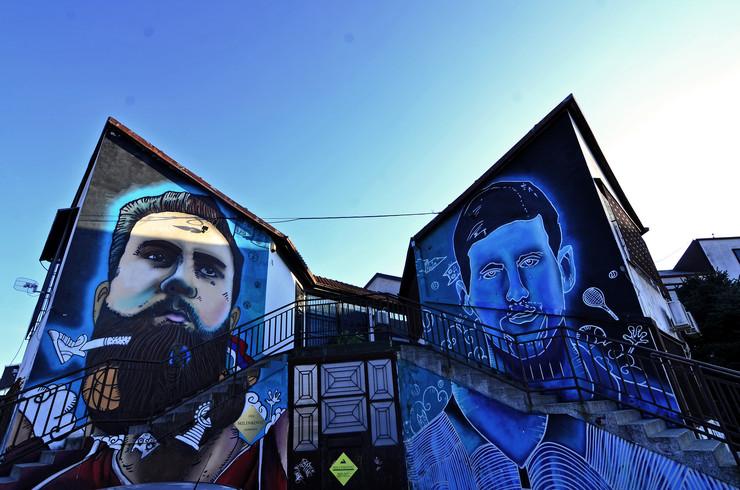 mural bezanija