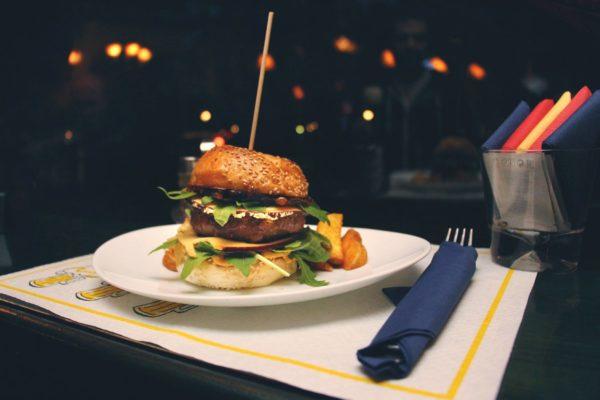 Best Burgers in Town Cirkus pub