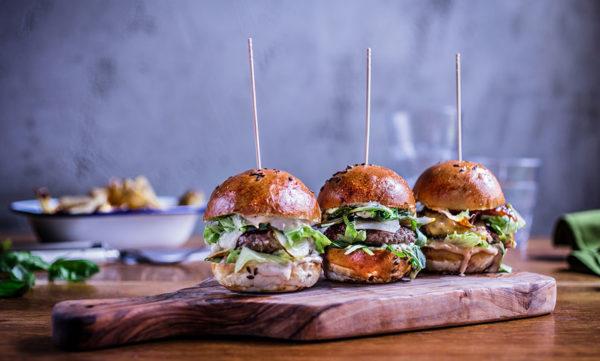 Best Burgers in Town Submarine