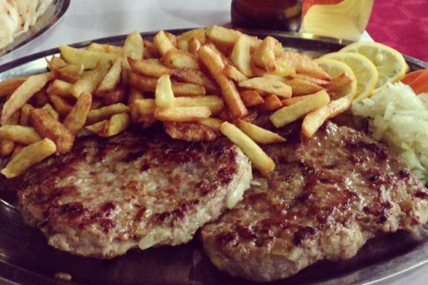 Best Burgers in town Kuca Velikana