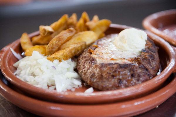 Best Burgers in town Tri Sesira
