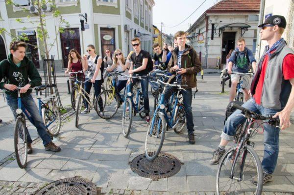 Bicycles Belgrade