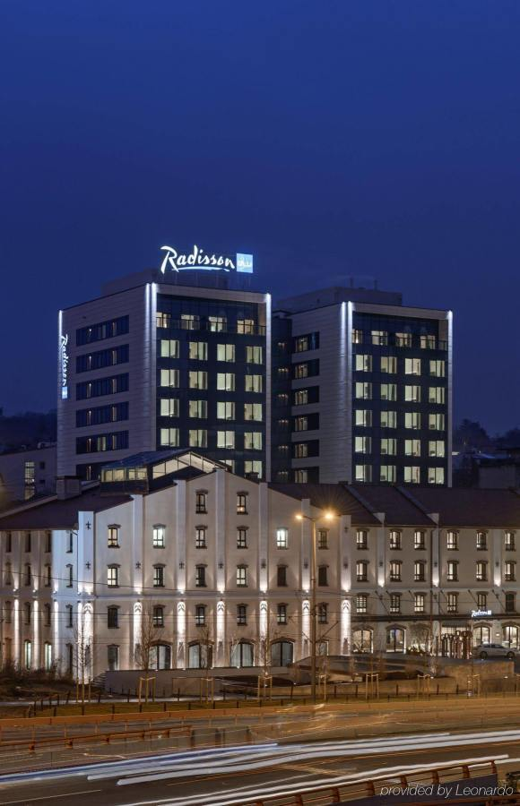 Top 4 star Hotels in Belgrade Marriott Radisson