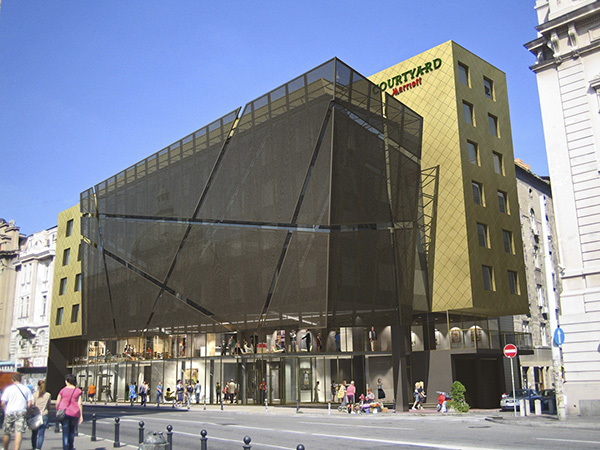 Top 4 star Hotels in Belgrade Marriott