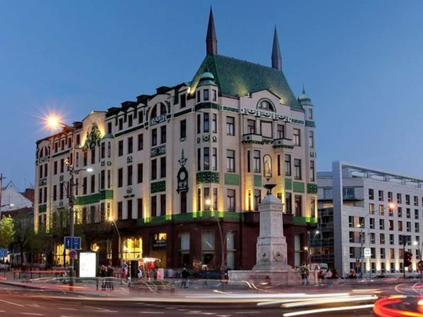 Cost of living in Belgrade | Belgrade at night