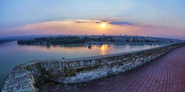 First time in Belgrade | Belgrade at night