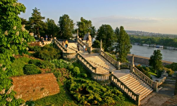Weather in Belgrade Kalemegdan