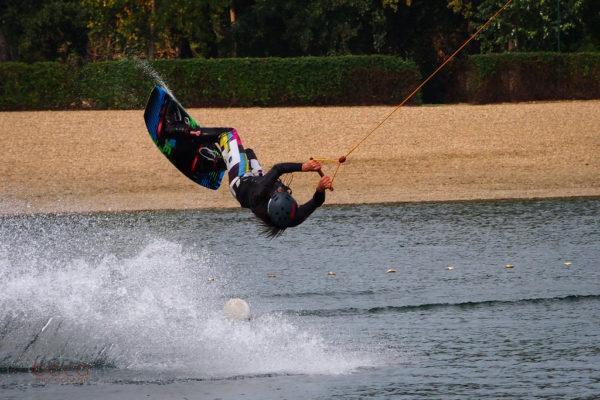 Aqua ski, Ada Ciganlija