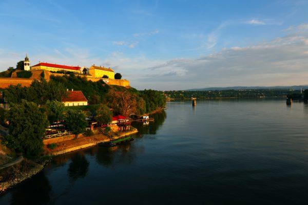 Belgrade for lovers Danube
