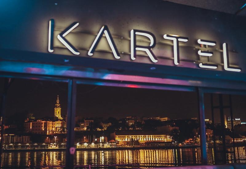 Kartel   Belgrade at night