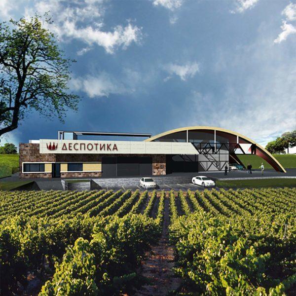 The best Serbian wines Despotika