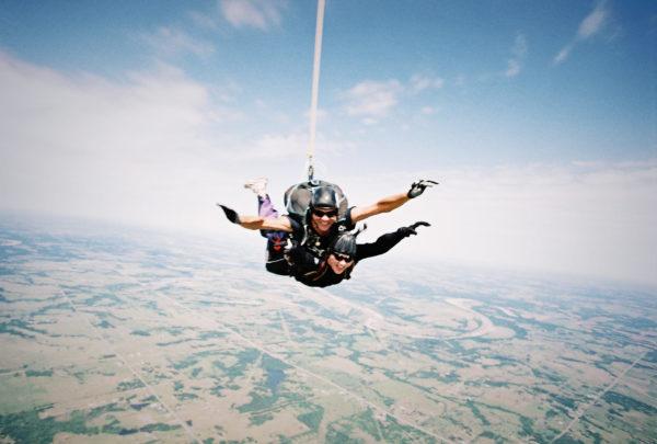 Adventure in Belgrade Skydiving