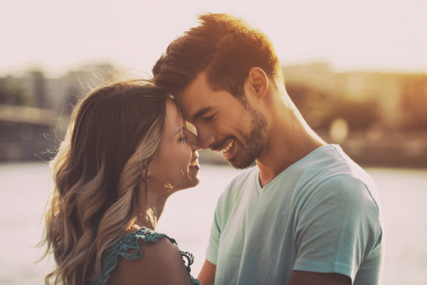 Belgrade and Serbia Honeymoon Couple in love