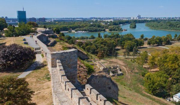 Belgrade and Serbia Honeymoon Kalemegdan