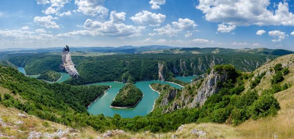 Belgrade and Serbia Honeymoon Uvac