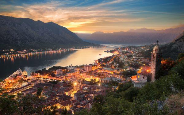 Belgrade to Montenegro Montenegro